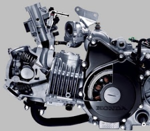Honda pgm-fi