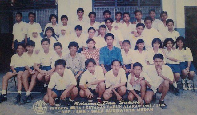 SMP Budisatrya Medan