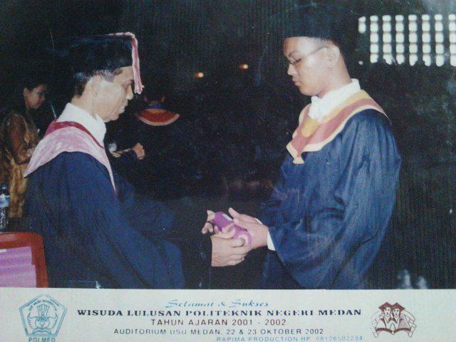 Wisuda Politeknik Negeri Medan